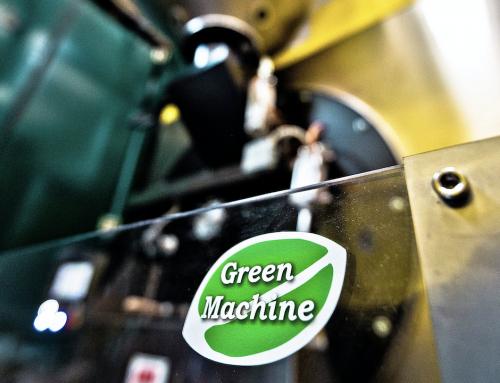 """Le """"green machine"""" di STA impianti: torrefattrici all'insegna del risparmio e della sostenibilità"""