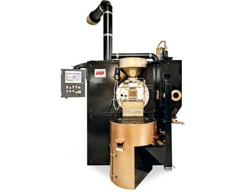 STA Impianti introduces RBL: the ideal roasting machine for labs and small batches